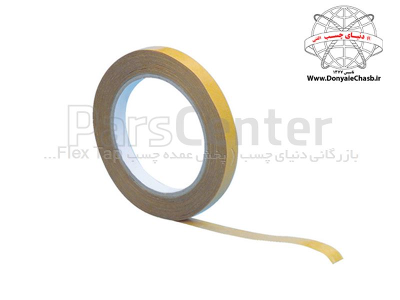 چسب دو رو 24 میل وورث Wurth Double-Sided Adhesive Tape آلمان