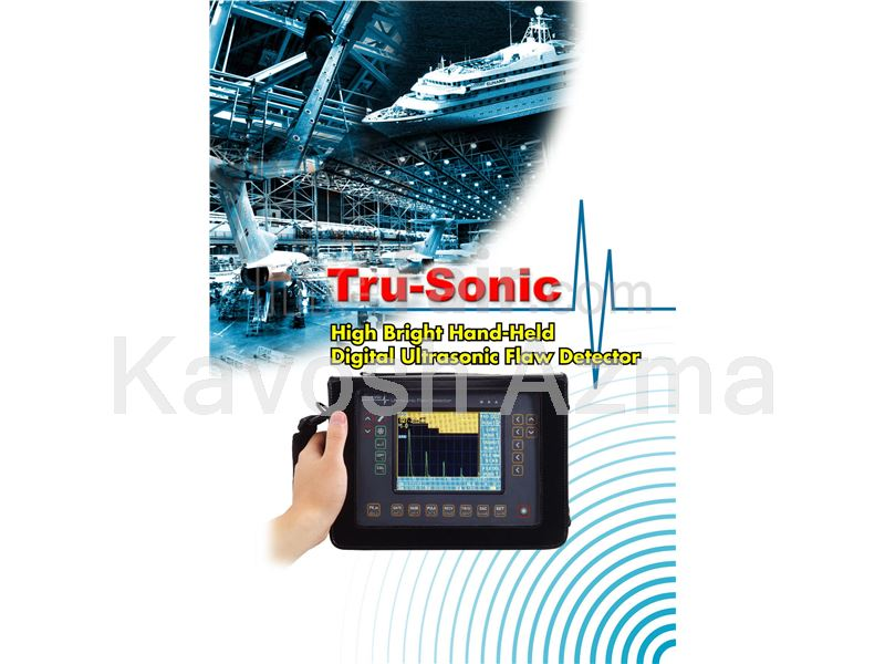 Trusonic ultrasonic flaw detector - UT
