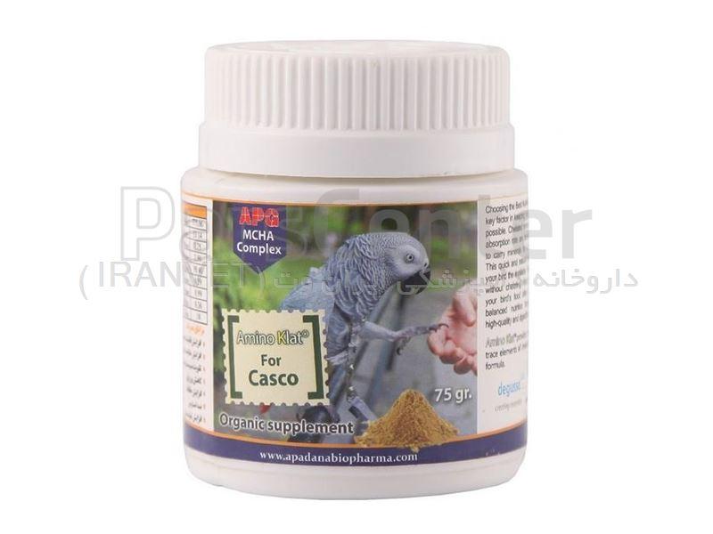 پودر مکمل تقویتی،درمانی ویژه طوطی سانان کد1150045