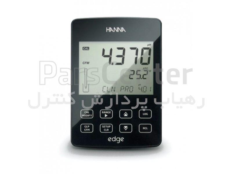 مولتی متر(pH / mV / EC / TDS) رومیزی هانا مدل HANNA HI2030