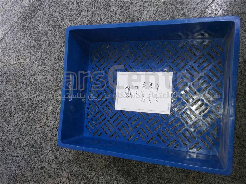 سبد پلاستیکی کد 1142 ابعاد:14*41*53
