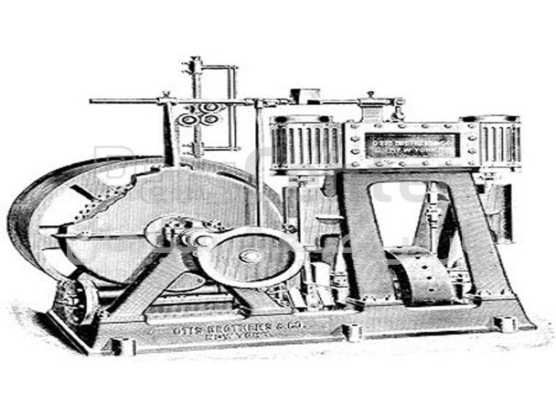 اولین آسانسور جهان
