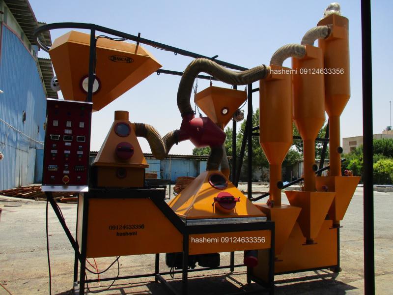 آسیاب چندمرحله ای  - level Mill