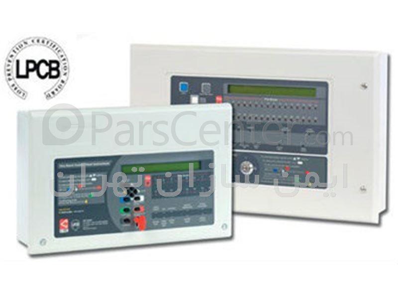 کنترل پنل اعلام حریق C-TEC XFP آدرس پذیر 1 و 2 لوپ