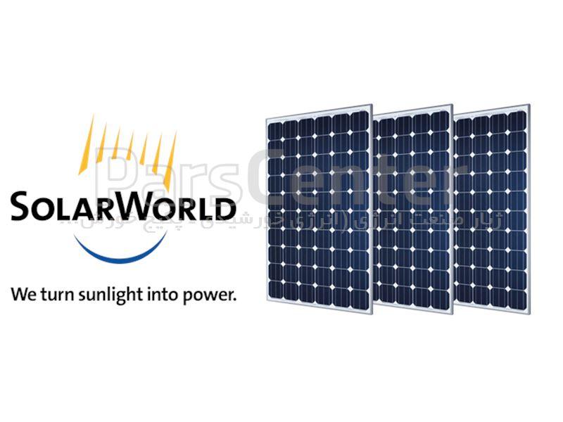 پنل خورشیدی Solar World 250w