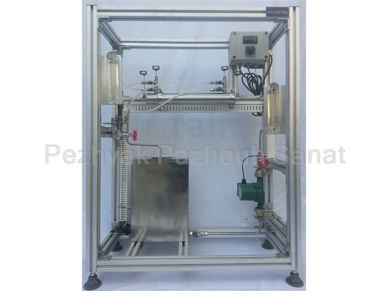 Shell and Tube Heat Exchanger Unit