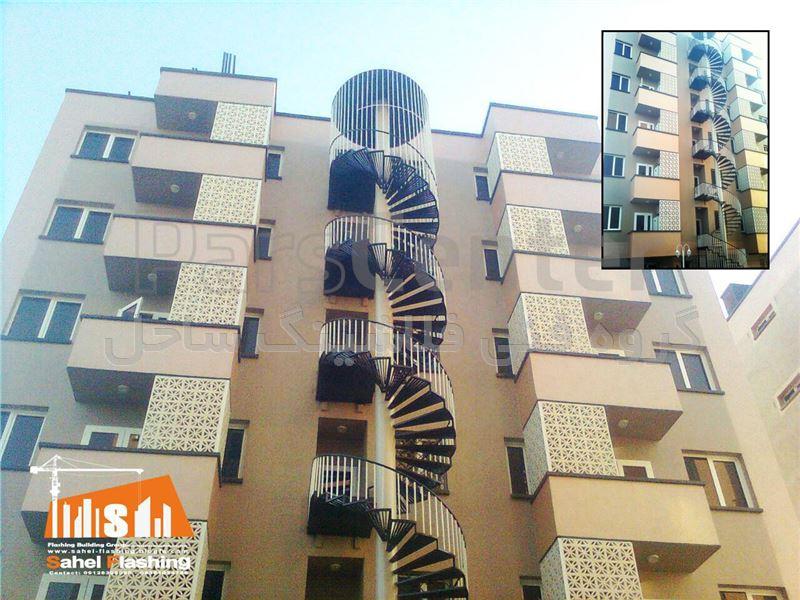 اجرای فلاشینگ پروژه شهرک گلستان منطقه ۲۲