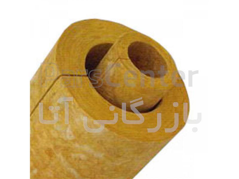 عایق پشم سنگ لوله ای | Iso Pipe