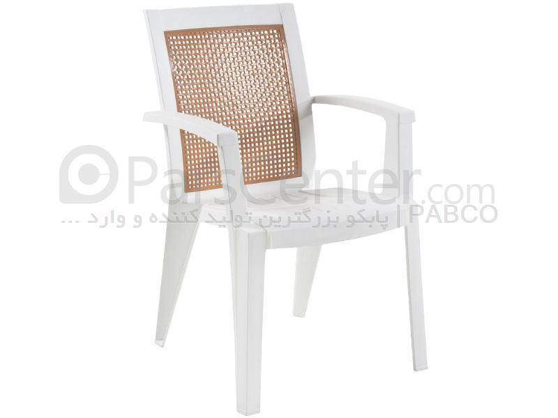 صندلی پلاستیکی ویلائی آدمیرال (ترک)