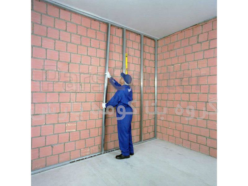 اجرای عایق بندی صوتی با دیوارهای کناف