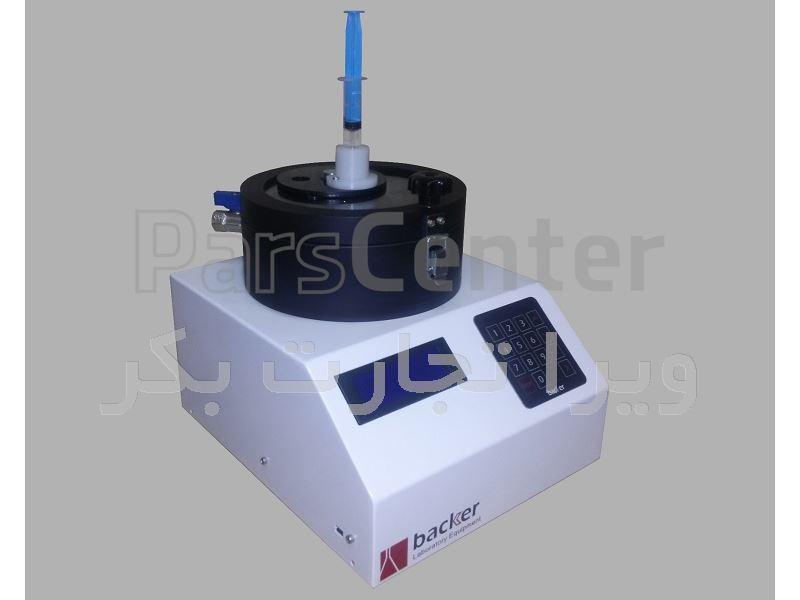 دستگاه لایه نشان دورانی مدل  vCOAT4 - HI