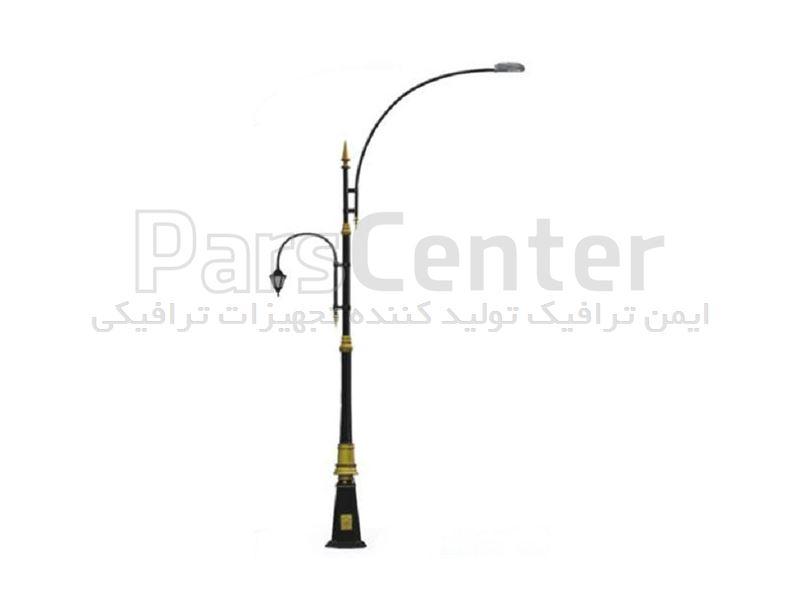 چراغ پارکی مدل ITL-221