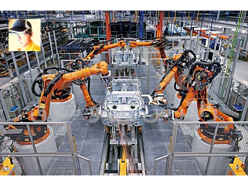 اتوماسیون صنعتی و اتوماتیک سازی