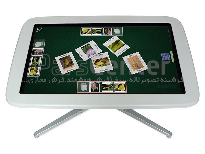 میز هوشمند لمسی و استراتژی
