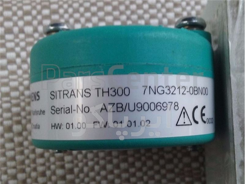 ترانسمیتر دما زیمنس Siemens Temperature Transmitter مدل TH300