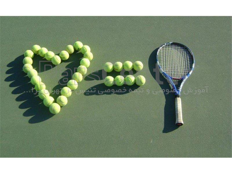 آموزش گروهی تنیس دختران در تهران برای تمامی سنین