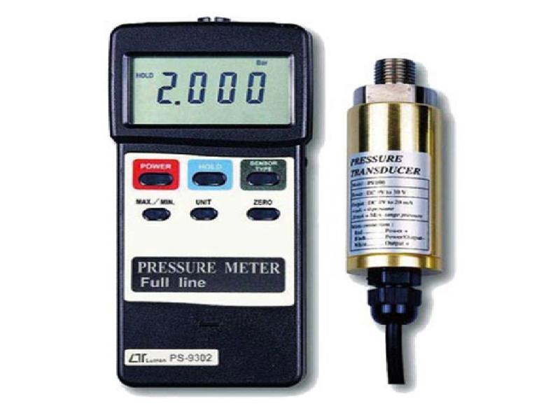 فشارسنج دیجیتالی مدلPS9302