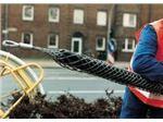 جوراب کابل قطر 100mm تا 120mm