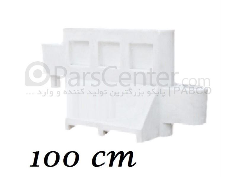 نیوجرسی پلاستیکی با طول 100 سانتی میر