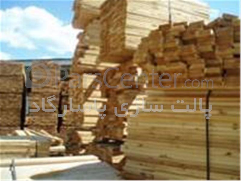 پالت چوبی پاسارگاد - محصولات پالت در پارس سنترپالت چوبی پاسارگاد