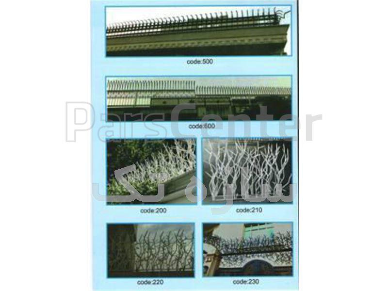حفاظ شاخ گوزنی ، سازه تک