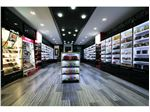 تجهیز فروشگاه حامی کالا شعبه ولنجک- دکوراسیون فروشگاهی- آرایشی و بهداشتی