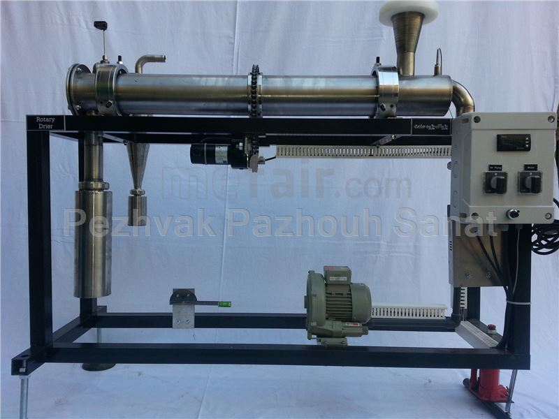 Rotary Dryer Unit