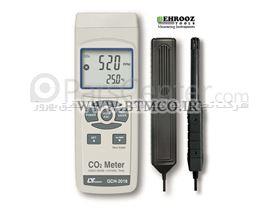 CO2 متر / دما سنج / رطوبت سنج / نقطه شبنم (dew point)