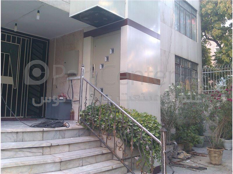 آسانسور نما و چشمه پله ( هیدرولیک)