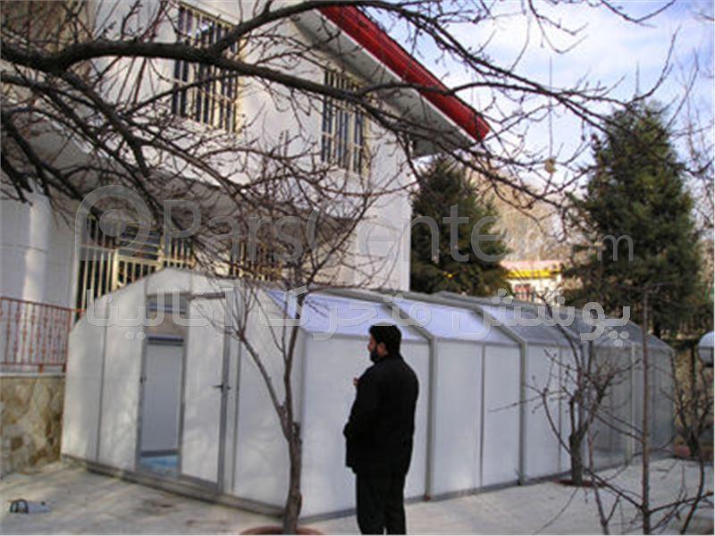 پوشش متحرک - استخر- کردان