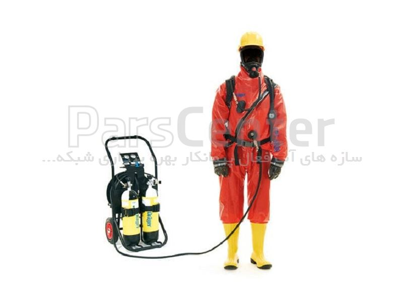 لباس ضد گاز Drager CPS 6800