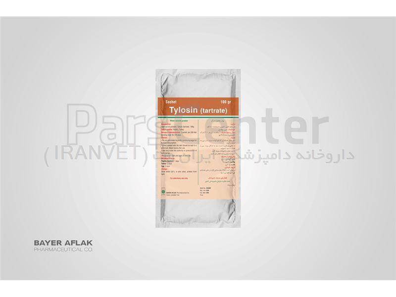 بای تاراک®10% ( تایلوزین تارتارات)