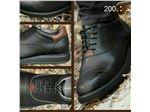 کفش مردانه طبی مدل سوزنی