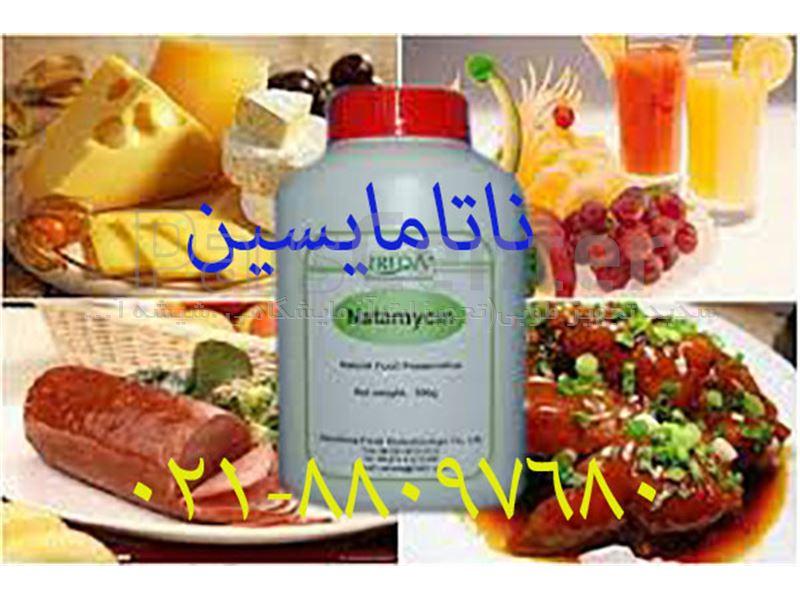 ناتامایسین 100 گرمی ضد کپک و مخمرصنایع غذایی