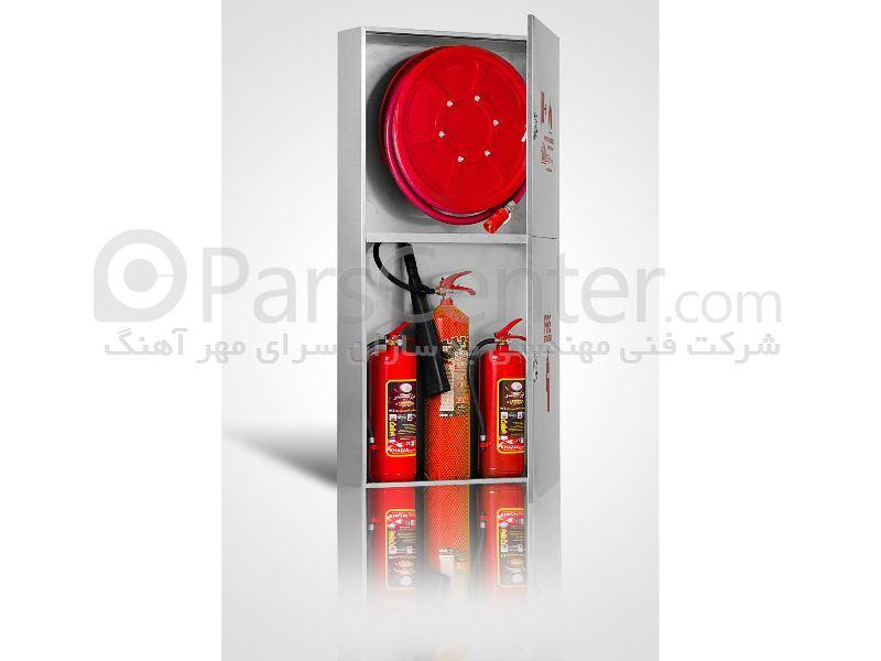 جعبه آتش نشانی استیل پیشرو