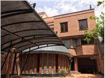 پوشش سقف پارکینگ با ورق پلی کربنات PS PK6