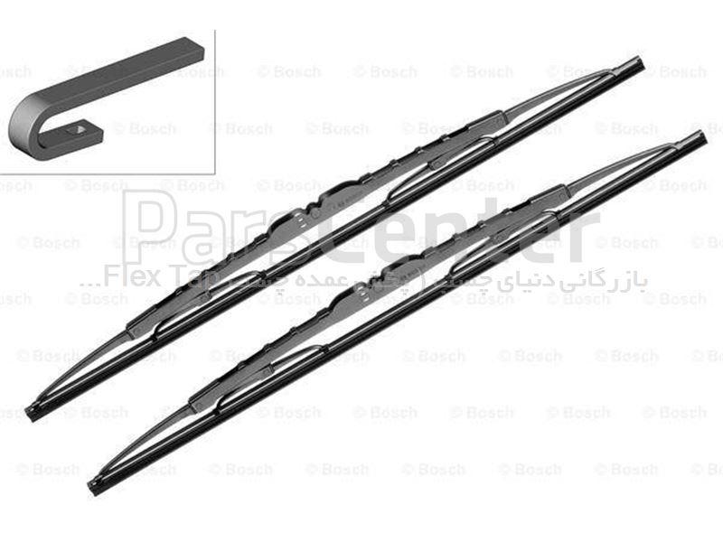 تیغه برف پاک کن بوش BOSCH Windshield Wiper Blade 450mm چین