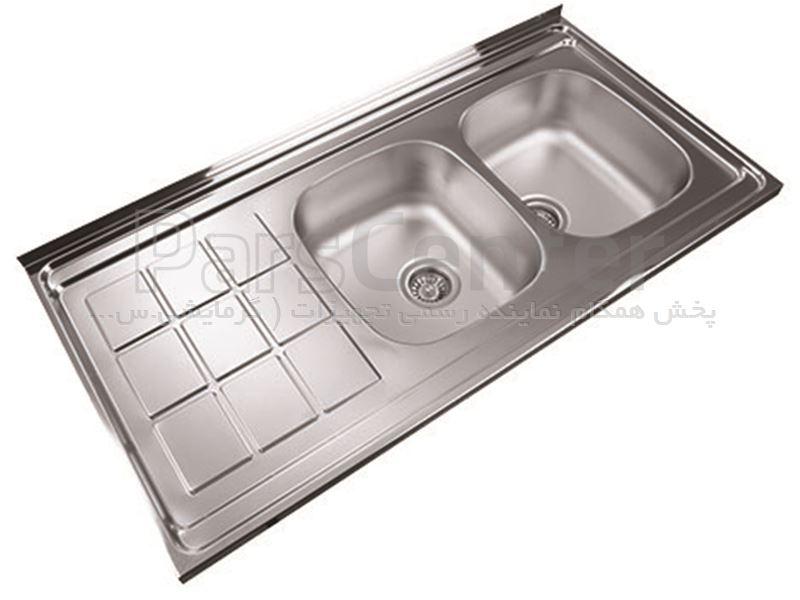 سینک ظرفشویی درسا مدل DS-332
