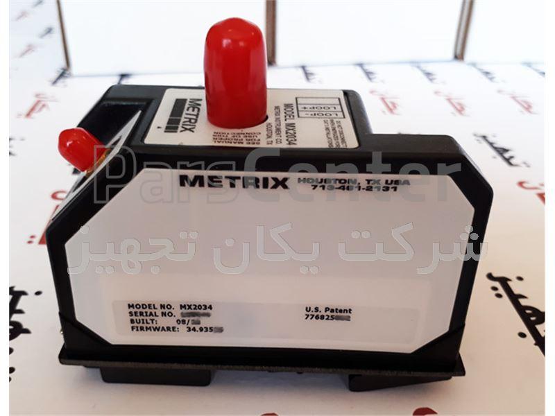 فروش و تامین پراکسیمیتی ترنسمیتر METRIX Proximity Transmitter DPS MX2034