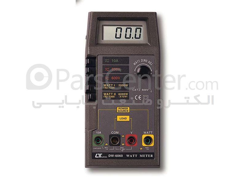 مولتی متر دیجیتال - کلمپ متر دیجیتال - ترمومتر  - لوکس متر - دور سنج نوری و مکانیکی - لوترون - کیوریتسو - هیوکی