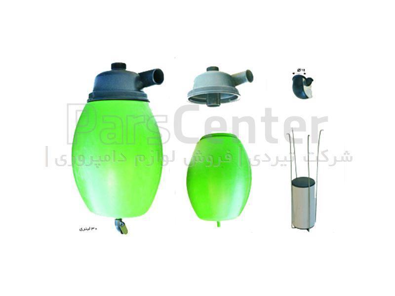 یونیت وکیوم دستگاه شیردوش - 12 واحده