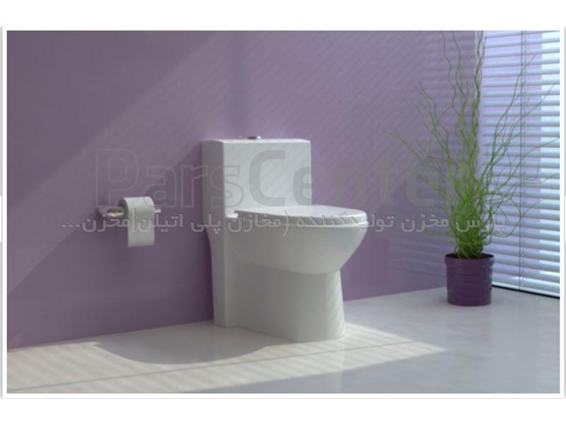 توالت فرنگی مدل لوسیا گلسار فارس