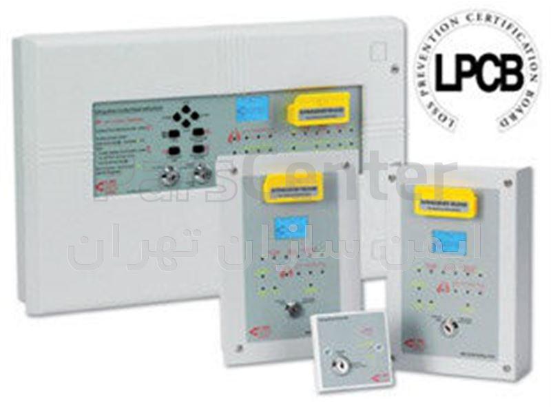 کنترل پنل اعلام و اطفاء حریق C-TEC EP-203