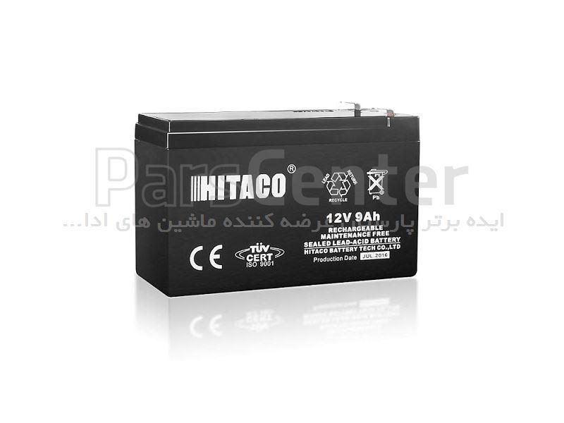 باتری هیتاکو 12 ولت 7.2 آمپر Hitaco
