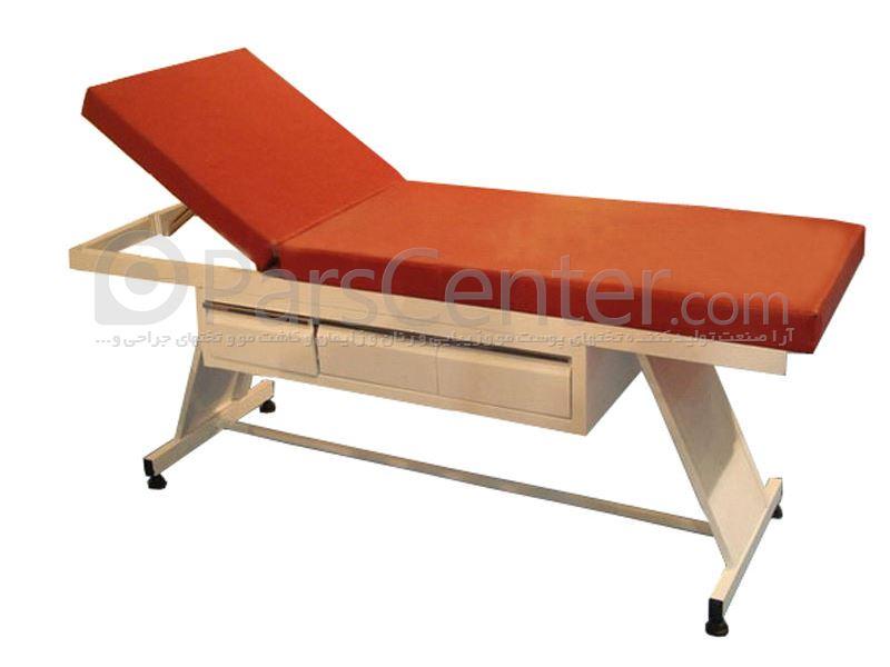 تخت معاینه مکانیکی مدل آرام