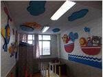 طراحی فضای داخلی مهد کودک