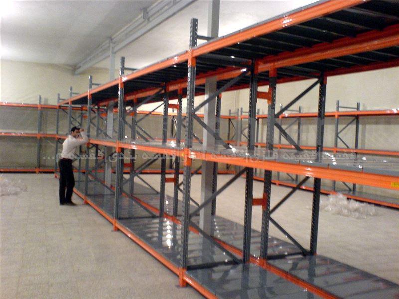 قفسه بندی پانل راک (Panel Rack),قفسه,قیمت قفسه,قفسه فلزی,قفسه بندی,قفسه ساز,قفسه انبار,قفسه صنعتی
