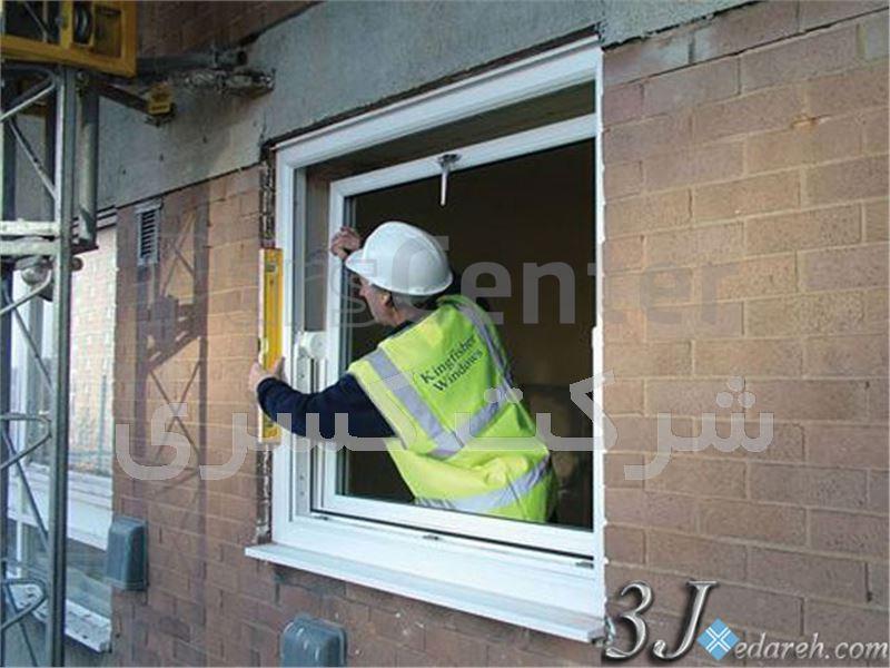 تولید پنجره های دو جداره Upvc در کمترین زمان با دستگاه های پیشرفته
