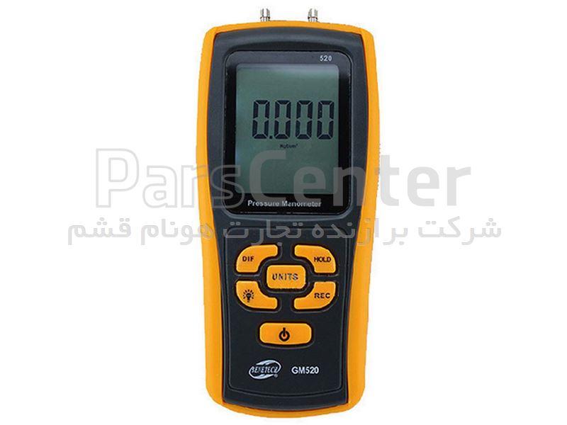 مانومتر| فشارسنج دیجیتال بنتک مدل GM520