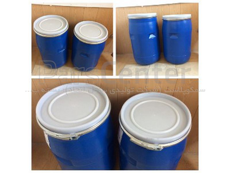بشکه پلاستیکی 100،110،120 لیتری